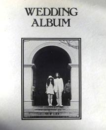 Álbum inspirado en su matrimonio.