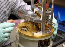 Receptor de ALMA. | ESO