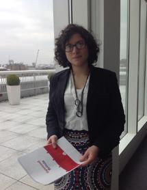 Giselle Cory, analista de la Resolution Foundation.