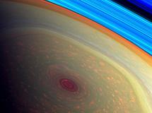 Detalle del huracán. | NASA