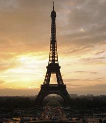 Torre Eiffel, París. | El Mundo