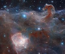 Cabeza de Caballo en Orión. | ESO