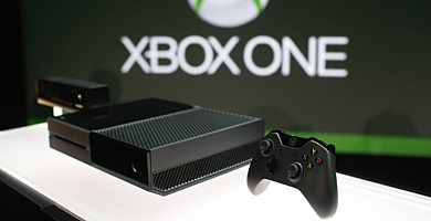 La nueva Xbox One. | Reuters