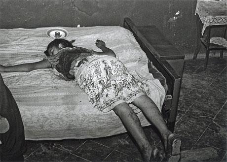 Fotografías de Enrique Metinides.