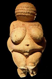 Venus de Willendorf. | E.M.