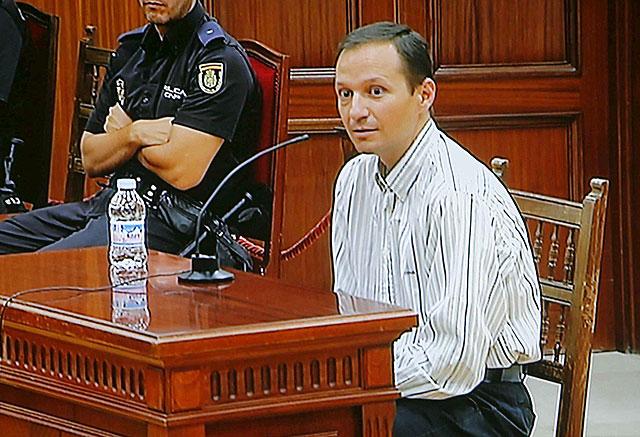José Bretón, en su declaración ante el juez en el segundo día del juicio. | Madero Cubero