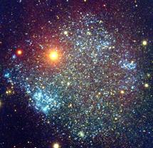 La galaxia Sextans A. | NASA