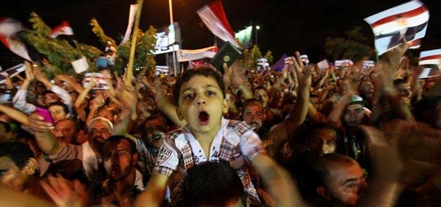 Seguidores del presidente Mursi se manifiestan en El Cairo. | EFE