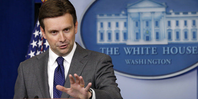 Josh Earnest. | Foto: Reuters