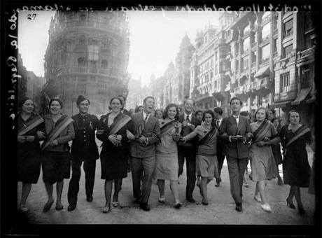 Madrid, 1931. | Marín
