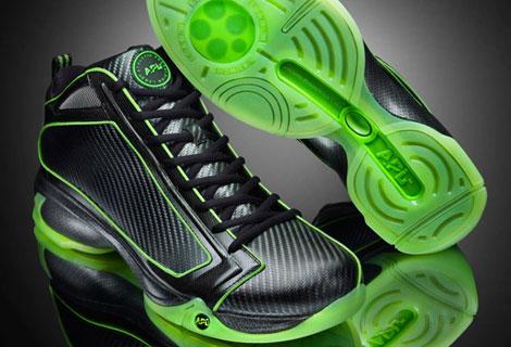 El círculo que llevas las zapatillas en la suela ejerce de trampolín