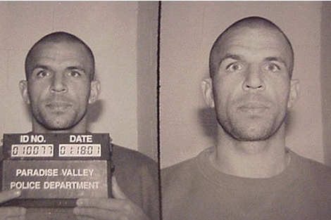 Jason Kidd ya fue fichado por la polica en 2001.
