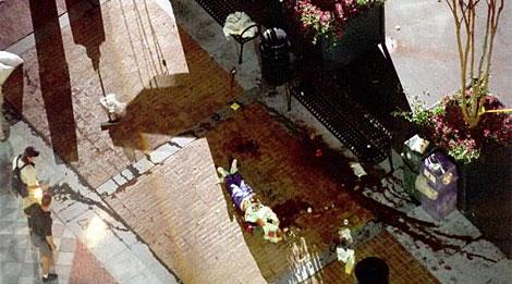 Atentado terrorista en los Juegos Olímpicos de Atlanta, en 1996.