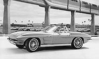 1963. Comienza la segunda gran etapa del Corvette.