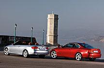 BMW afina el Coupé y el Cabrio de la Serie 3