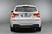BMW X3: 'born in the USA'