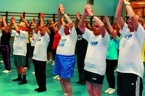 Practicar ejercicio preserva la salud cardiaca. | El Mundo.