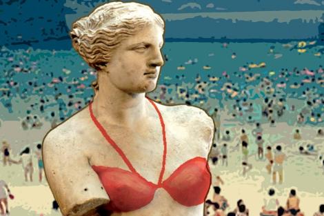 Ahora que se acerca el verano, proliferan las dietas 'milagro'. | Ilustración: Ulises