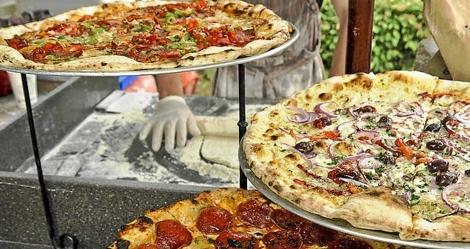 Imagen de archivo de una pizzería. | Foto: El Mundo