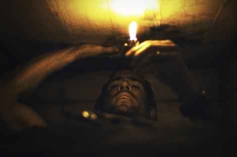 Fotograma de la pélicula 'Buried'. | El Mundo