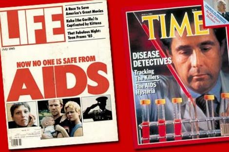 Vea el gráfico de la evolución de la epidemia