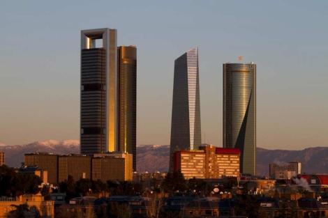 Rascacielos de Plaza de Castilla (Madrid). | Carlos García Pozo