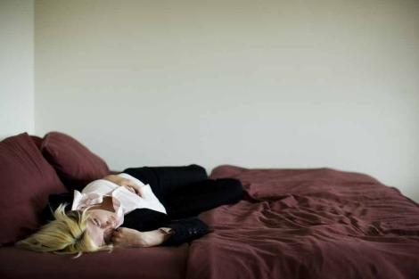 La depresión suele afectar más a las mujeres.| Corbis