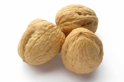 Las nueces reducen el colesterol. | Presas.