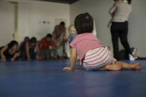 Niños en una guardería. | EL MUNDO