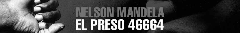 Nelson Mandela, el preso 46664