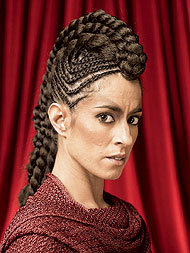 Cecilia Figaredo es una de las protagonistas.