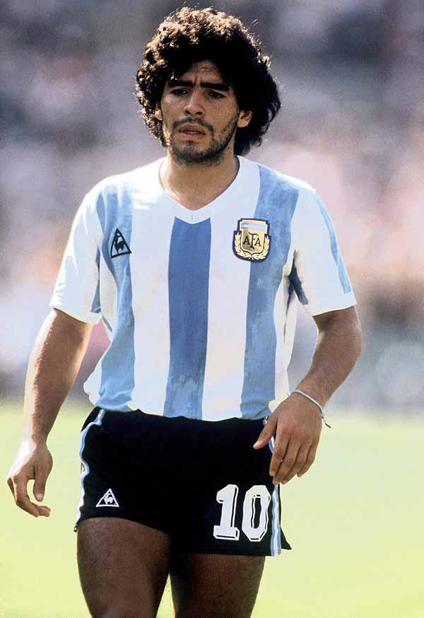 Argentina campeon del mundial 86