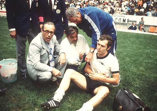 Franz Beckenbauer, ¡El post que se merece!