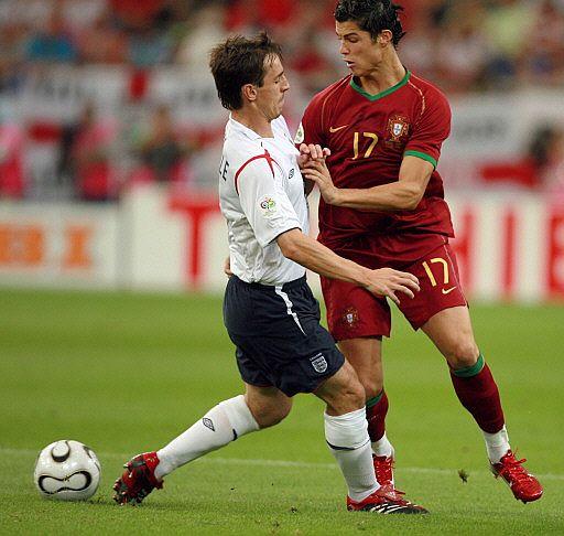 Cristiano Ronaldo El Astro Portugues