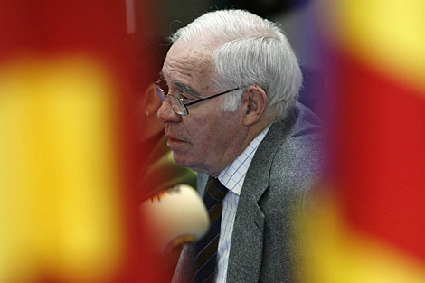 Luis Aragonés. (EFE)