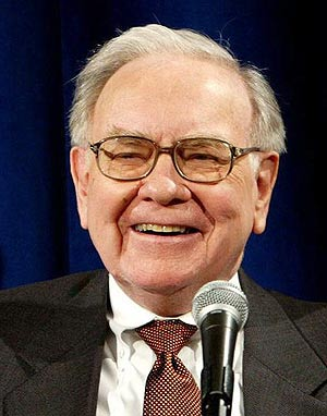 Warren Buffett. (Foto: EFE)