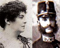 Elena Sanz, cantante de ópera, y Alfonso XII se conocieron en 1878 tras el estreno de la ópera 'La Favorita'