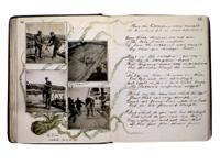 Con fotografías. En 1899 el magnate Edward H. Harriman se hizo acompañar de científicos, artistas y el fotógrafo E.S. Curtis en un viaje de dos meses por las costas de la Columbia británica y Alaska.