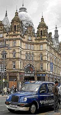 Leeds, la ciudad más relevante del antiguo condado. (Foto: O. DE PABLO)