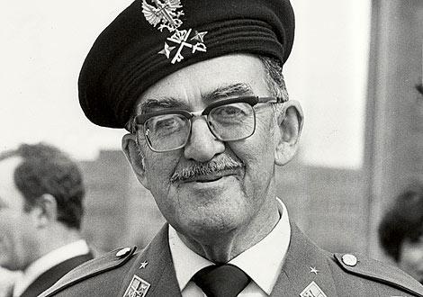 José Juste Fernández. | Efe