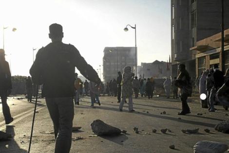 Incidentes en El Aaiún. | 'Poemario por un Sáhara Libre'