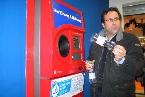 Ganemos un dinero por reciclar nuestros envases