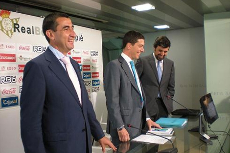 administradores concursales Real Betis